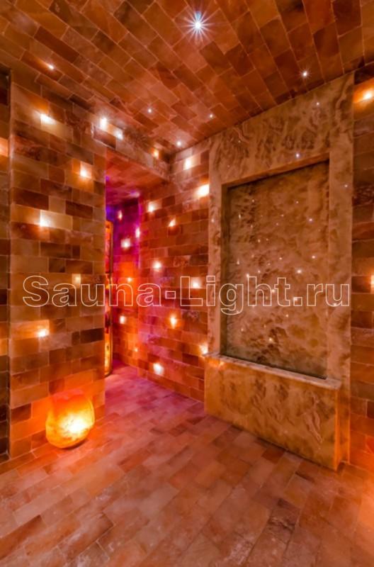 Фотогалерея соляных пещер - построить соляную пещеру, строительство соляной комнаты
