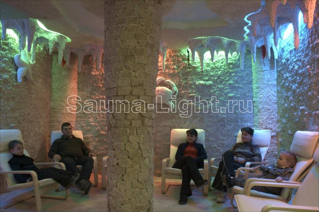 Соляные пещеры своими руками 67