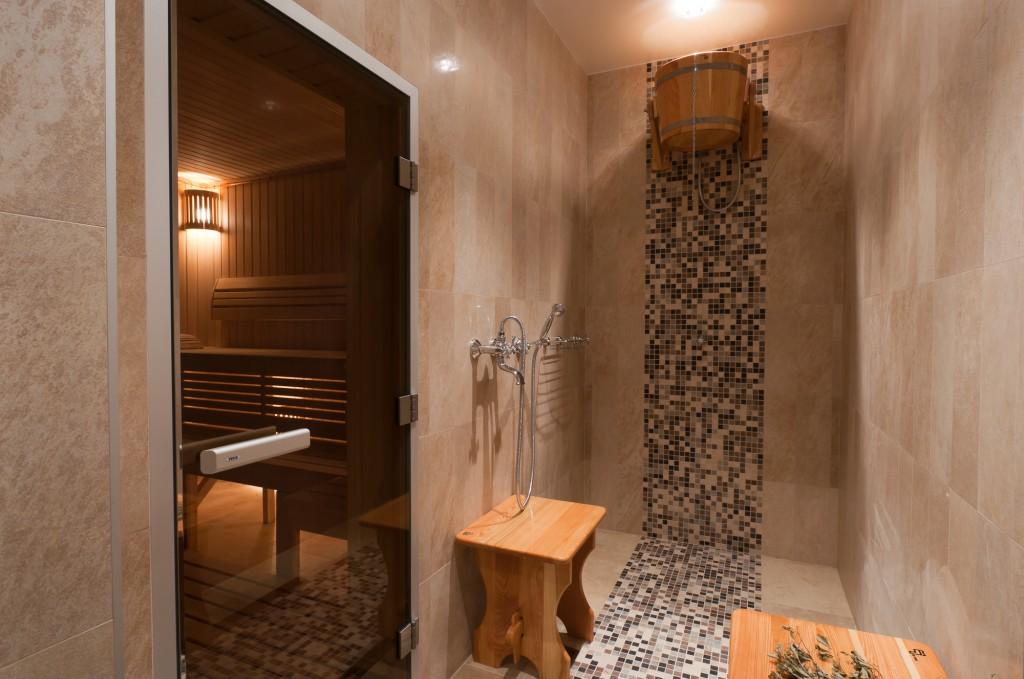 Бани в доме интерьер сауны и бани в