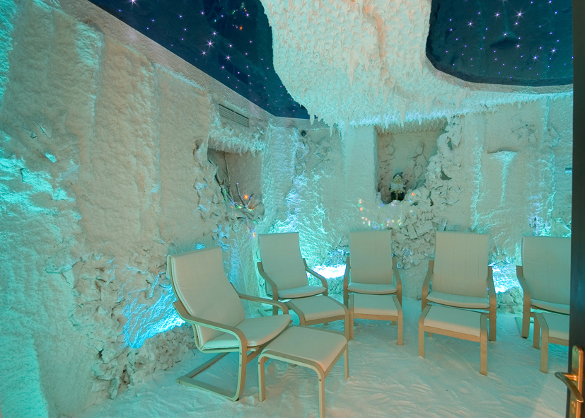 Солевые комнаты в домашних условиях